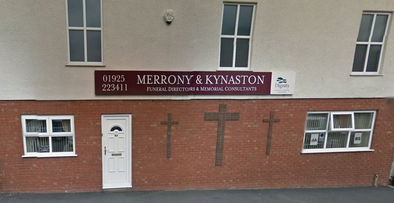 F.W Marsh Funeral Directors, Newton-le-Willows