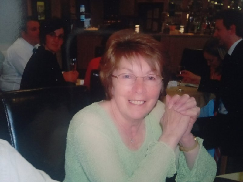 Winifred 'Mary' Mitchell