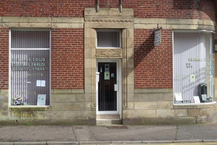 Thomas McKellar & Sons, Titchfield St