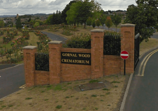 Gornal Wood Crematorium  and Cemetery