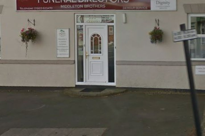Middleton Brothers Funeral Directors