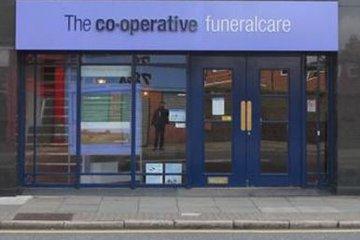 Co-op Funeralcare, Argyle Street, Birkenhead