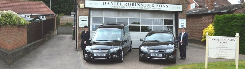 Daniel Robinson & Sons Ltd, Sawbridgeworth