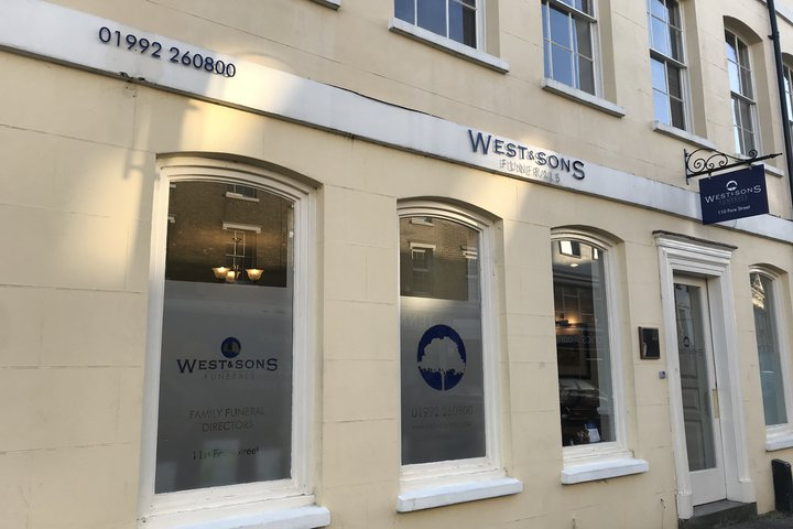 West & Sons, Hertford