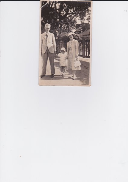 Molly in Capetown 1938