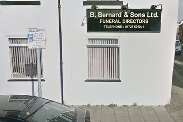 B Bernard & Sons Funeral Directors, Prospect Road