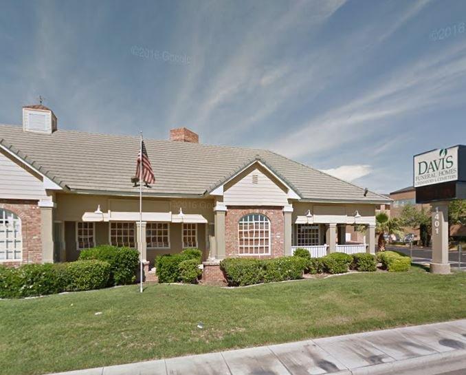 Davis Funeral Home, Las Vegas