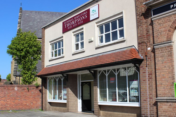 Thompsons Funeral Directors, Aintree