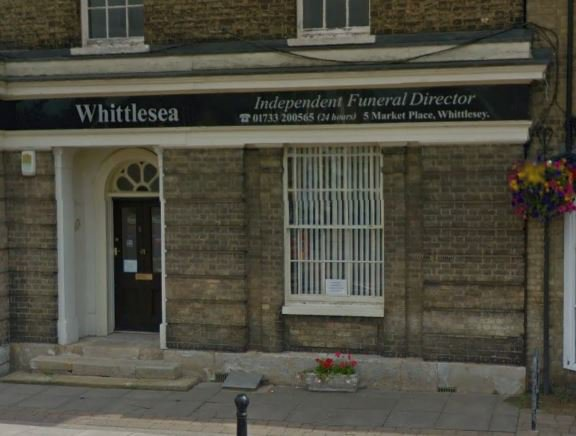 Whittlesea Independent Funeral Services Ltd