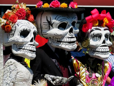10 awesome Day of the Dead festivals 2018