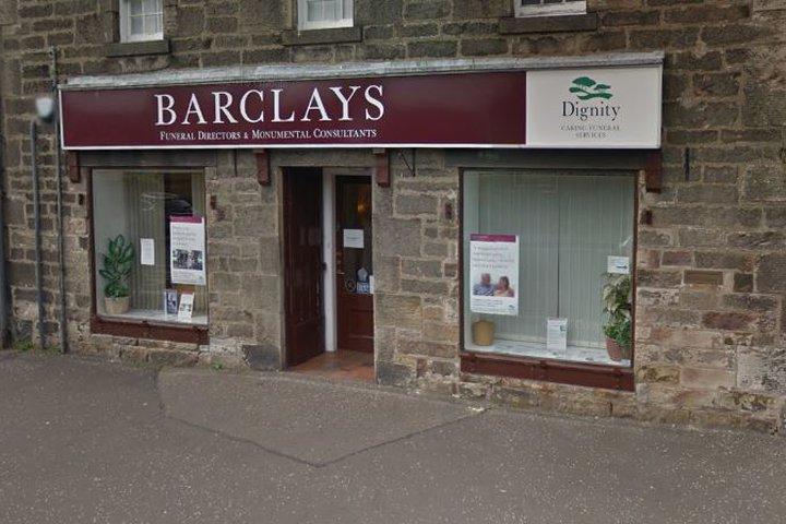 Barclays Funeral Directors, Davidsons Mains