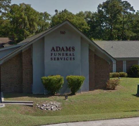 Adams Funeral Services