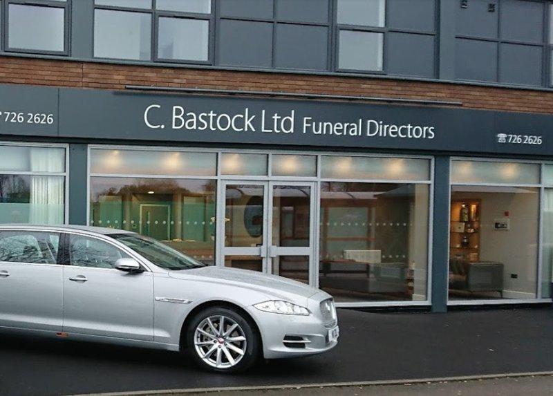 C Bastock Funeral Directors Shirley Funeral Home, West Midlands, funeral director in West Midlands