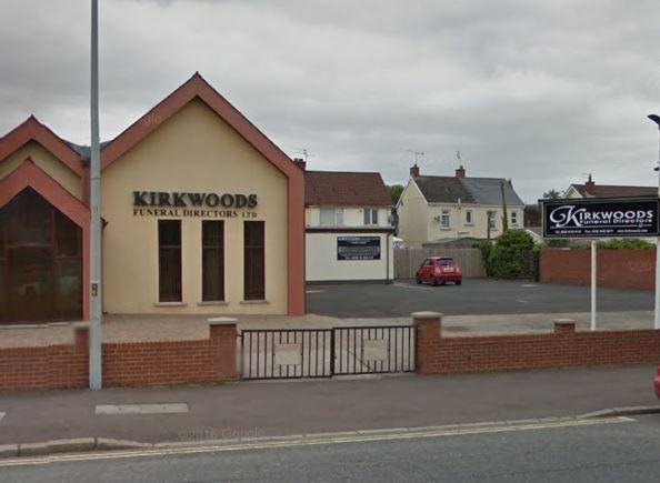 Kirkwoods Funeral Directors, Newtonards