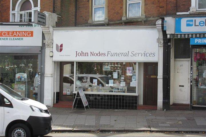 John Nodes Funeral Service, Kensal Rise
