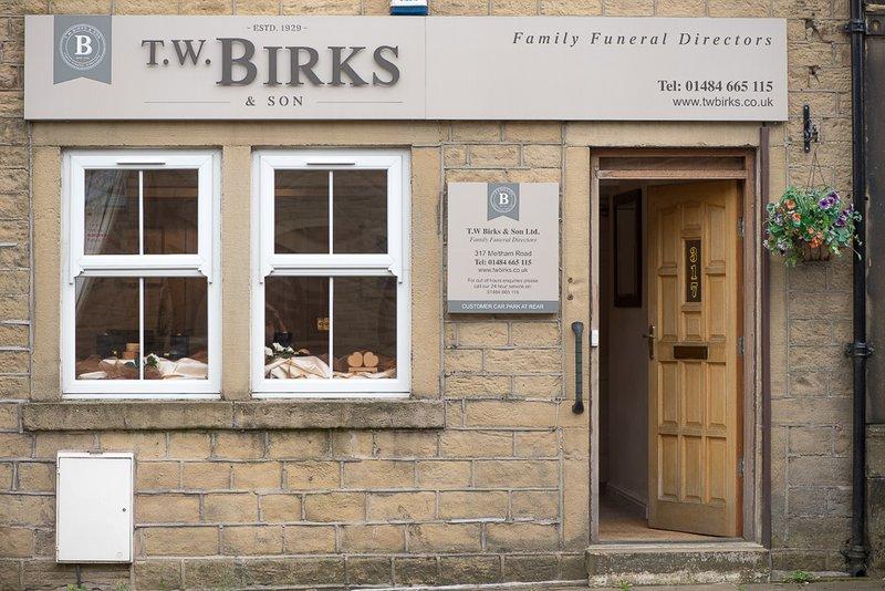 T.W. Birks & Son Ltd, Netherton