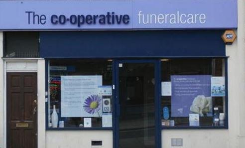 Co-op Funeralcare, Edgware