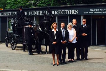 Albert English Funeral Directors