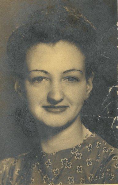 Violet Whitelock