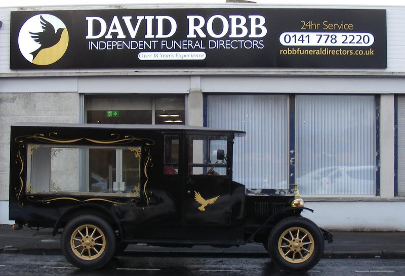David Robb Independent Funeral Directors - Shettleston, Glasgow
