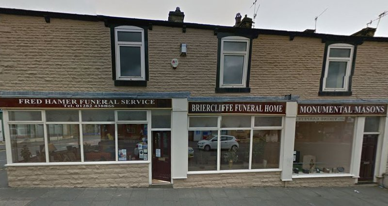 Fred Hamer Funeral Services, Burnley Briercliffe Rd