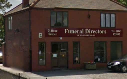 Barry Pritchard Funeral Services, Swallownest
