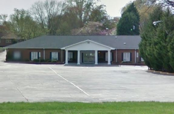 Carothers Funeral Home, Stanley