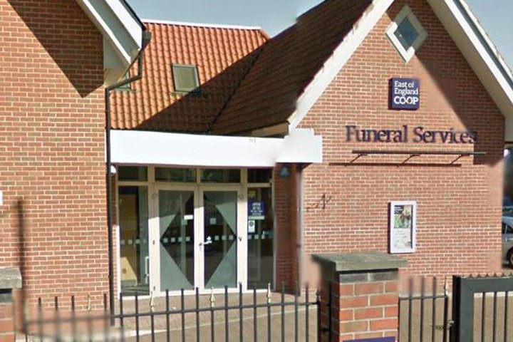 East Of England Co-Operative Funeral Service, Colchester
