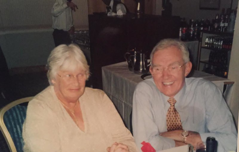 Our thoughts and prayers are with you all. Thinking back on all the times spent together...💕😘. I remember first meeting you both as new owners of your care home in Maidstone and as a nurse Valerie never held back. May her soul RIP 🙏🏼