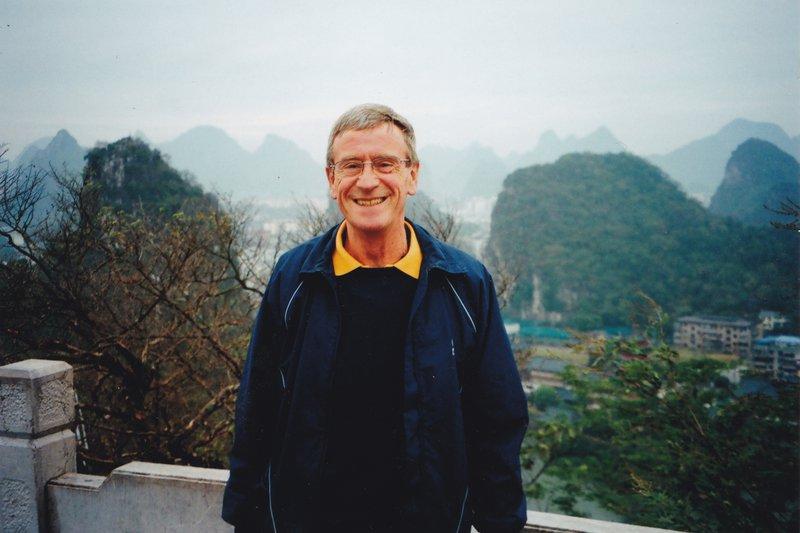 Peter Vernon Baker
