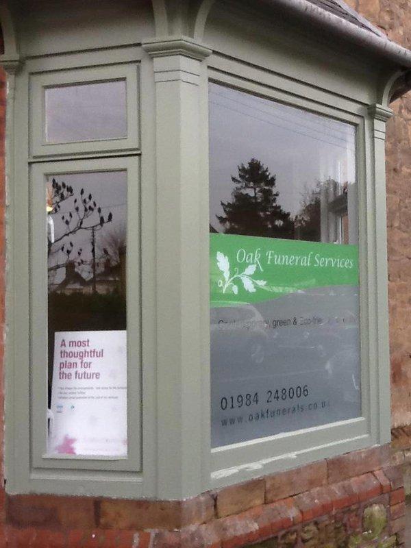 Oak Funeral Services, Somerset, funeral director in Somerset