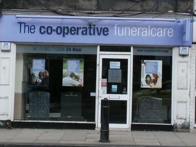 Co-operative Funeralcare (Midcounties), Chapel Ash