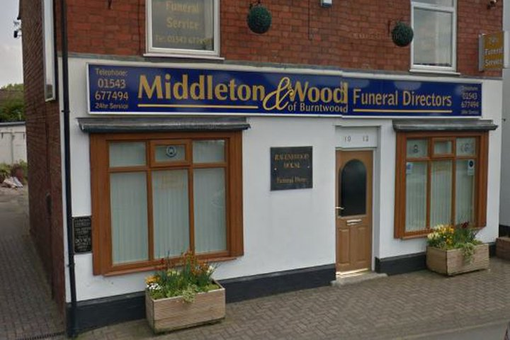 Middleton & Wood of Burntwood