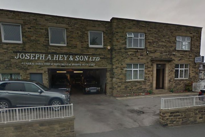 Joseph A. Hey & Son Ltd, Bradford