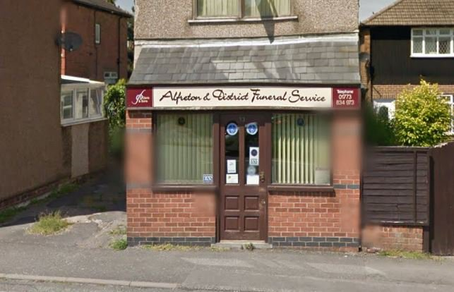 Alfreton & District Funeral Service, Derbyshire, funeral director in Derbyshire