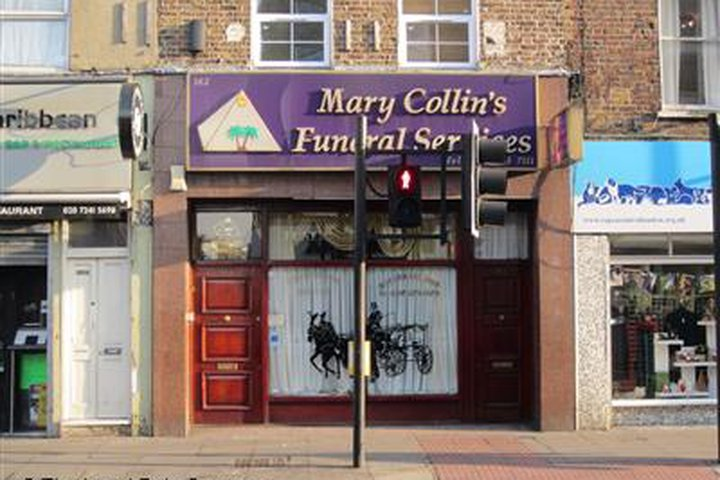 Mary Collins Funeral Services