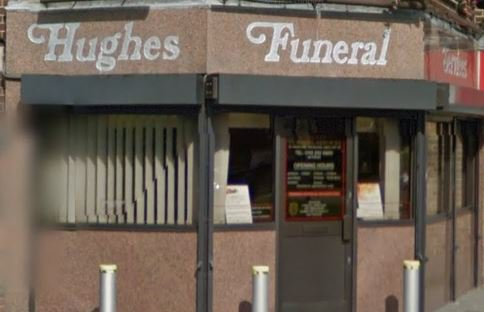 Hughes Funeral Services, Green Lane