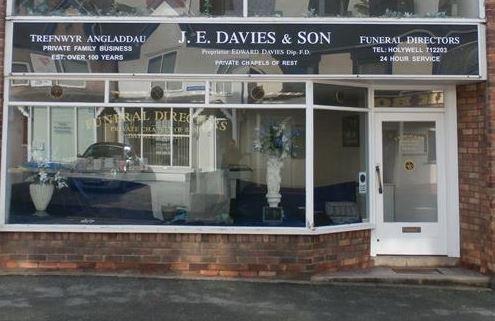 J.E Davies & Son Ltd, Holywell