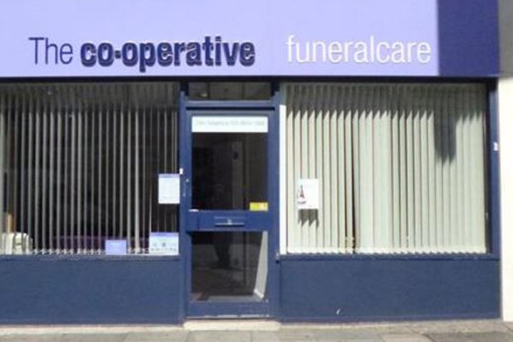 The Co-operative Funeralcare, Thomas Street