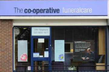 The Co-operative Funeralcare, Eltham