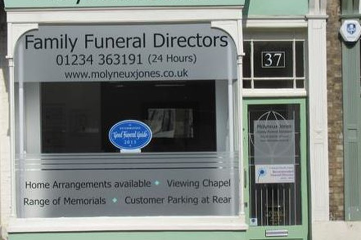 Molyneux Jones Funeral Directors