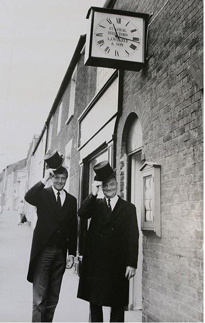A.J Wakely & Sons, Bridport, Dorset, funeral director in Dorset
