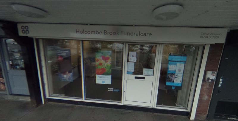 Holcombe Brook Funeralcare, Bury
