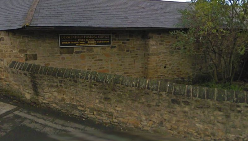 Derwentside Funeral Service, Fines House