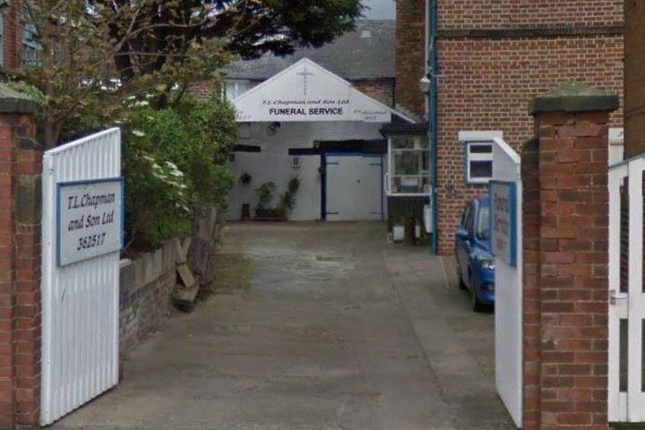 T. L Chapman & Son Ltd, Scarborough