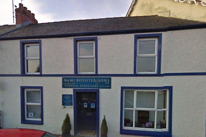 W & M.J Rossiter & Sons Ltd, Narberth