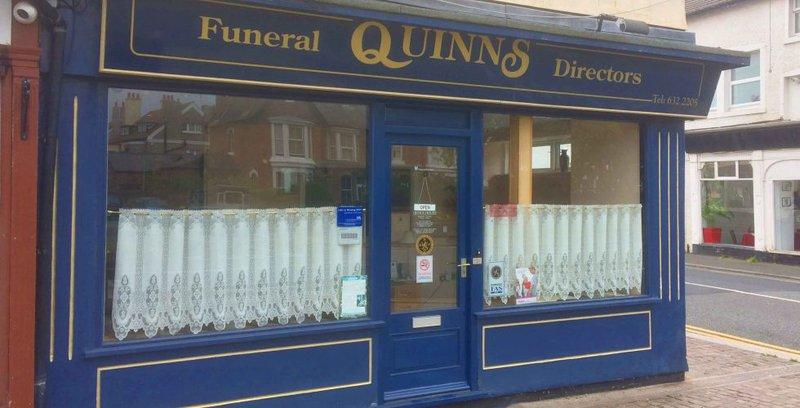 Quinns Funeral Directors, Hoylake