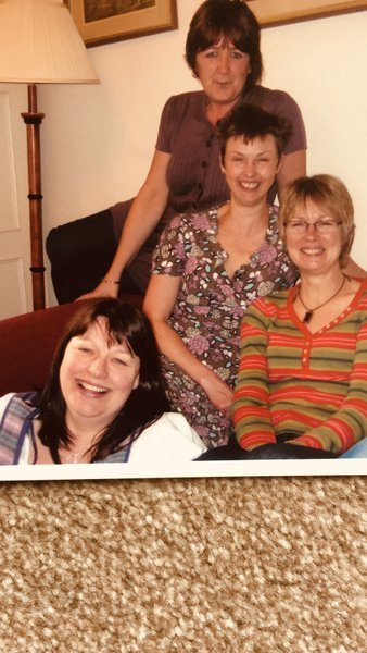 So many happy memories with Alison our dear friend. Alison was the kindest, caring, thoughtful loyal friend who will be sadly missed.