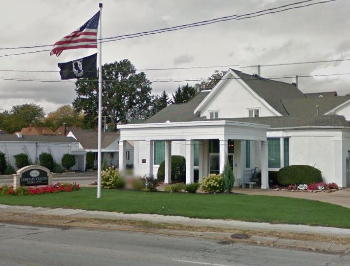 Corrigan Craciun Funeral Home, Cleveland