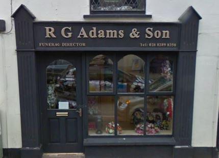 R.G Adams & Son